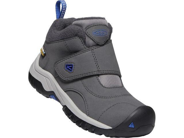 Keen Kootenay II WP Chaussures Enfant, magnet/baleine blue